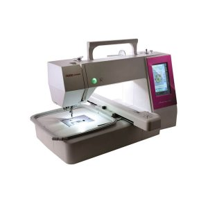 USHA JANOME MEMORY CRAFT 450E EMBROIDERY MACHINE